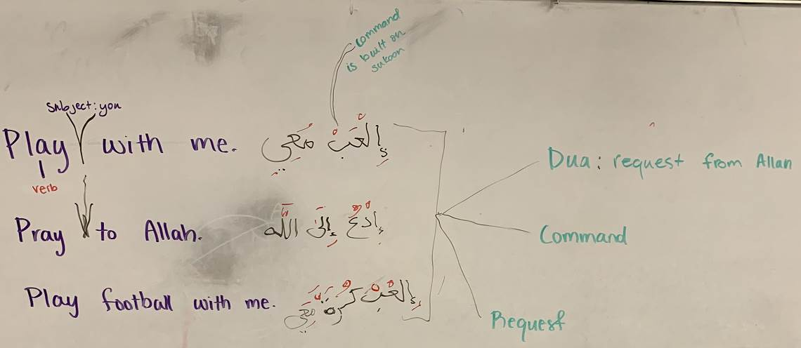 Welcome to Dr  Zeiny Arabic Class
